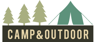 Camp & Outdoor Logo