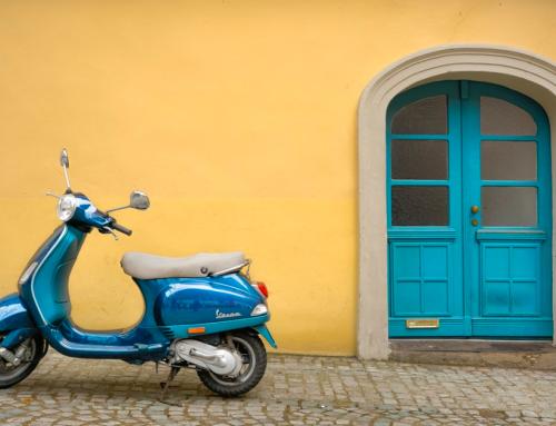 Scooter rijden tijdens je vakantie